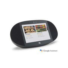JBL Link View - Smart Display Speaker with Google Assistant - Black(JBL Refurbished)
