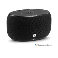 JBL Link 300 Voice Activated Wireless Speaker - Black (JBL Refurbished)