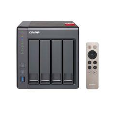 QNAP TS-451PLUS-2G 4 Bay Diskless NAS Quad-core 2.0GHz CPU 2GB RAM