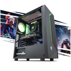 GMR Phantom Gaming Desktop - Ryzen 5 3500X 8GB 480GB SSD+1TB HDD Radeon RX 570 Win10
