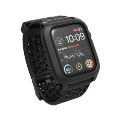 Catalyst Impact Protection Case for 44mm Apple Watch Series 4/5/6/SE V2 - Black