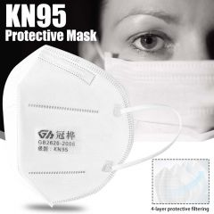 10 x N95 KN95 Particulate Anti Dust special protective White mask (10PCS)