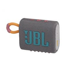JBL GO 3 Mini Wireless Bluetooth Speaker - Grey
