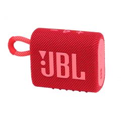JBL GO 3 Mini Wireless Bluetooth Speaker - Red