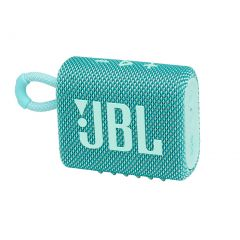 JBL GO 3 Mini Wireless Bluetooth Speaker - Teal