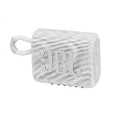 JBL GO 3 Mini Wireless Bluetooth Speaker - White