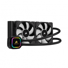 Corsair iCUE H100i RGB PRO XT Liquid CPU Cooler