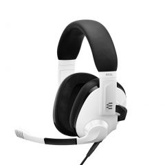 EPOS H3 Closed Acoustic Gaming Headset - White