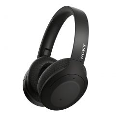 Sony WH-H910N Hi-Res Wireless Noise Cancelling Headphones - Black