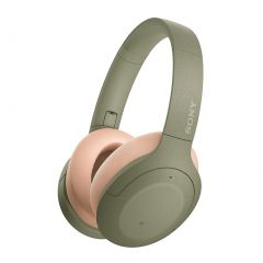 Sony WH-H910N Hi-Res Wireless Noise Cancelling Headphones - Green