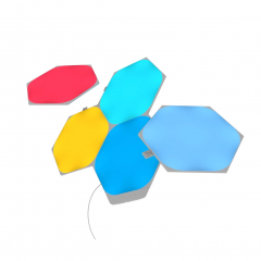 Nanoleaf Shapes Hexagon Starter Kit - 5 Pack