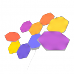 Nanoleaf Shapes Hexagon Starter Kit - 9 Pack