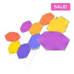 Nanoleaf Shapes Hexagon Starter Kit - 9 Pack