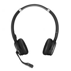 Sennheiser Impact SDW 5064 DECT Wireless Office Binaural headset w base station with BTD 800 dongle