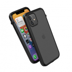 Catalyst Influence Impact Case for iPhone 12 and 12 Pro - Black