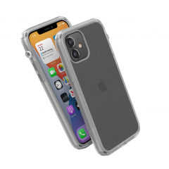 Catalyst Influence Impact Case for iPhone 12 and 12 Pro - Clear