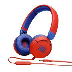 JBL JR310 On-Ear Kids Headphones - Red