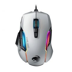 Roccat Mouse Kone AIMO Remastered RGBA Gaming Mouse - White