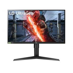 LG 27GL83A 27inch QHD 144Hz IPS 1ms Gaming Monitor