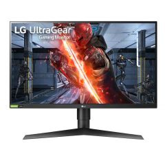 LG UltraGear 27GN750-B 27inch 240Hz Full HD HDR G-Sync Ready IPS Gaming Monitor