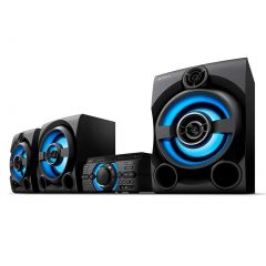 Sony MHC-M80D High Power Home HiFi Audio System with DVD