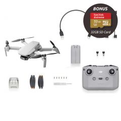 DJI Mini 2 4K Drone Fly More Combo + Bonus SD Card | AU Stock