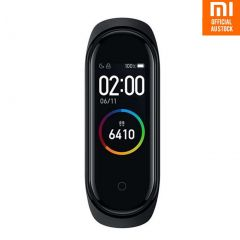 Xiaomi Mi Smart Band 4 Official AU Version - Fitness Tracker with Heart Rate Monitor