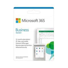 Microsoft KLQ-00453 365 Business Standard Retail English Subscr 1YR