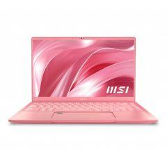 MSI Prestige 14 A11SCX-296AU 14in FHD i7-1185G7 GTX1650 16GB 1TB Laptop Rose Pink