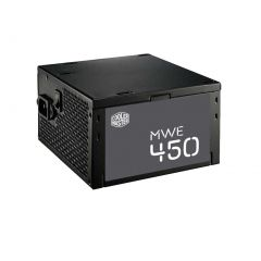 Cooler Master MWE 450W 80+ Bronze Power Supply PSU