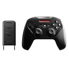 SteelSeries Nimbus+ Wireless Gaming Controller with Mount