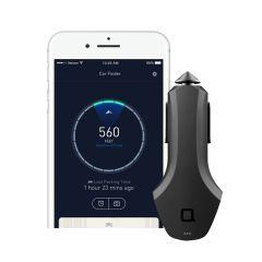Nonda ZUS Smart Car Locator Battery Monitor Dual USB Charger