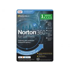 Norton 360 for Gamer Edition1 Device MAC IOS Android PC OEM Attach Subscription Only