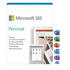 Microsoft QQ2-00982 Office 365 Personal 1 Year Subscription