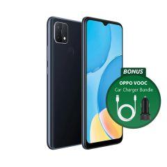 OPPO A15 6.5in Dual Sim 4G Phone - Dynamic Black