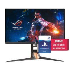 ASUS ROG Swift 360Hz PG259QN eSports  24.5 inch G-SYNC FHD IPS 1ms Gaming Monitor