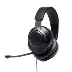 JBL QUANTUM 100 Over Ear Gaming Headset - Black