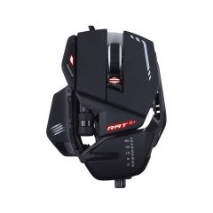 Mad Catz R.A.T. 6+ Gaming Mouse - Black