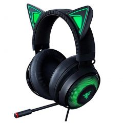 Razer Kraken Kitty Chroma USB Gaming Headset - Black