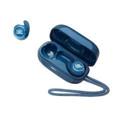 JBL Reflect Mini NC Noise Cancelling Wireless Headphones - Blue