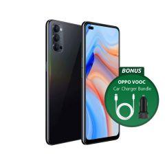 OPPO Reno 4 5G Space Black Unlocked Mobile Phone [Au Stock]