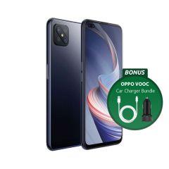 OPPO Reno 4 Z 5G Ink Black Unlocked Mobile Phone [Au Stock]