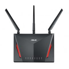 ASUS RT-AC86U AC2900 Dual Band Gigabit WiFi Gaming Router with MU-MIMO