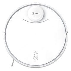 360 S9 Ultrasonic & LiDAR Dual-Eye Robot Vacuum Cleaner