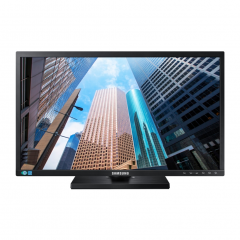 Samsung SE450 24in Full HD LED Business Monitor - DisplayPort