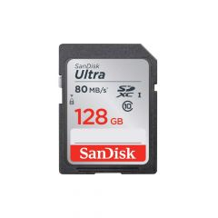 SanDisk Ultra 128GB SDXC UHS-I SD Card 80Mb/s