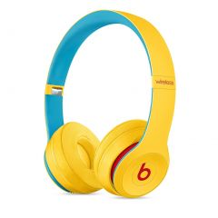 Beats by Dre Solo3 Wireless On-Ear Headphones - Club Collection - Club Yellow
