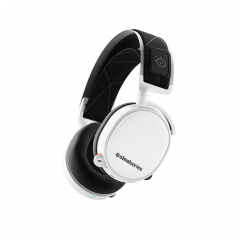 SteelSeries Arctis 7 Wireless 7.1 Gaming Headset White 2019 Edition Refresh