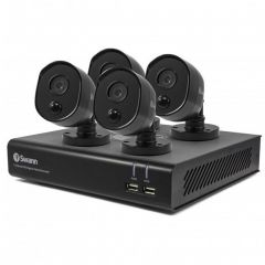 Swann 4 Channel DVR-4480 Full HD Security System 4 Thermal Sensing Cameras SWDVK-444804BV-AU