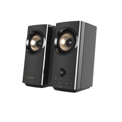 Creative T60 Compact 2.0 Desktop Speakers with Bluetooth